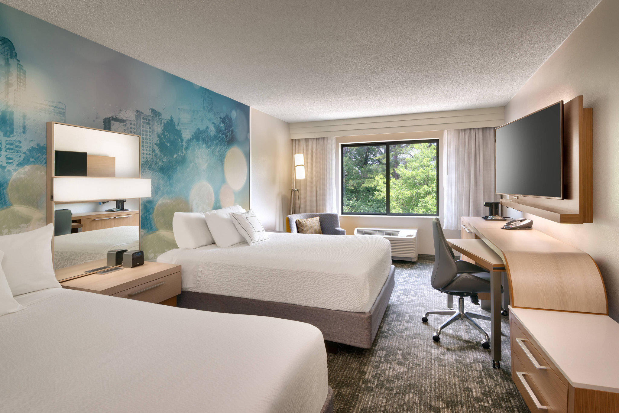 Courtyard by Marriott Charlotte Airport/Billy Graham Parkway