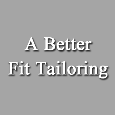 A Better Fit Tailoring