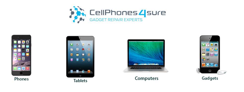 CellPhones4Sure: Cell Phone & iPad Repair image 0