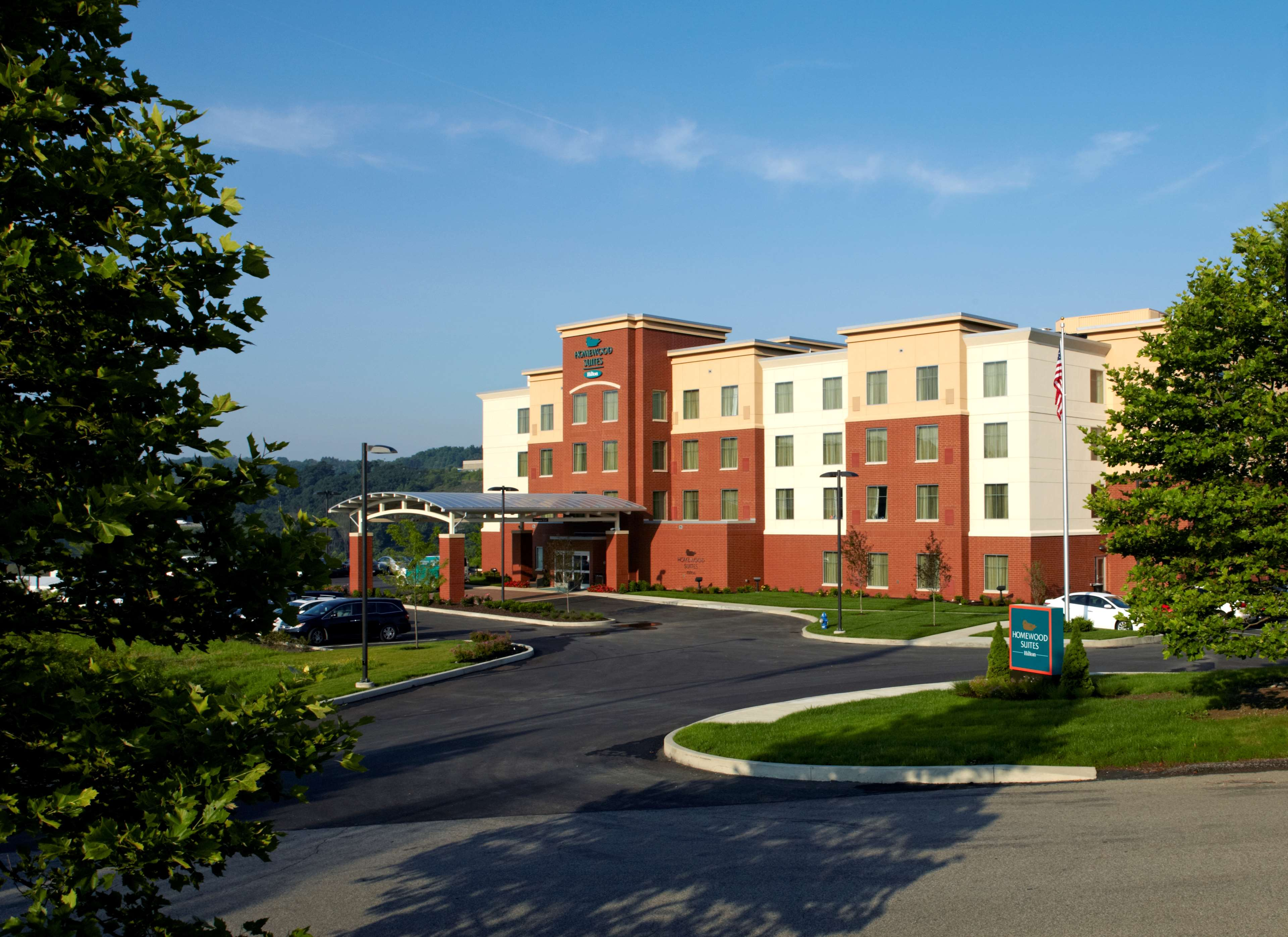 Homewood Suites by Hilton Pittsburgh Airport Robinson Mall Area PA image 1