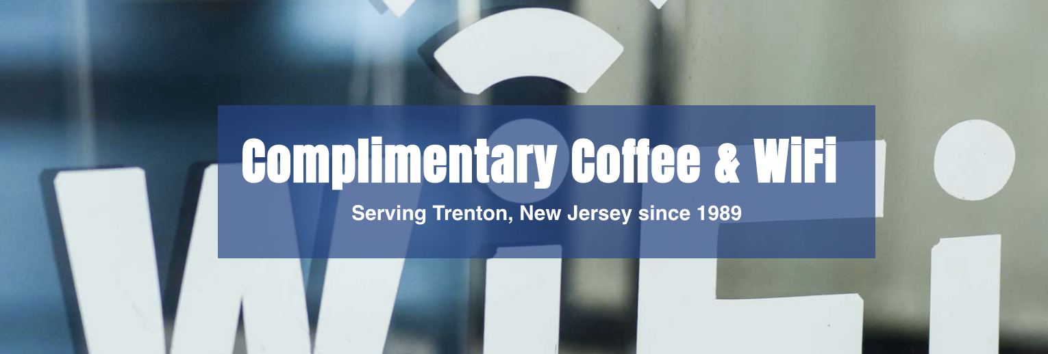 B & E Service Inc. has complimentary Coffee & WiFi while you wait