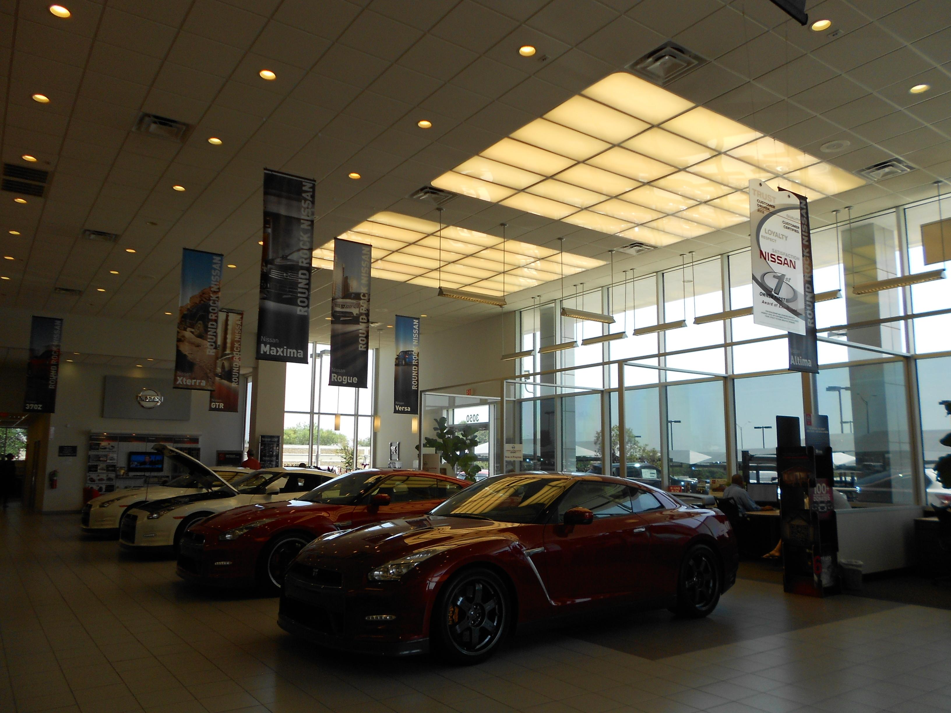 Round Rock Nissan 3050 North IH 35 Round Rock, TX Auto Dealers   MapQuest