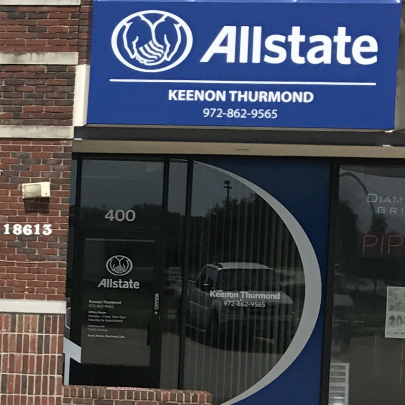 Allstate Insurance Agent: Keenon Thurmond