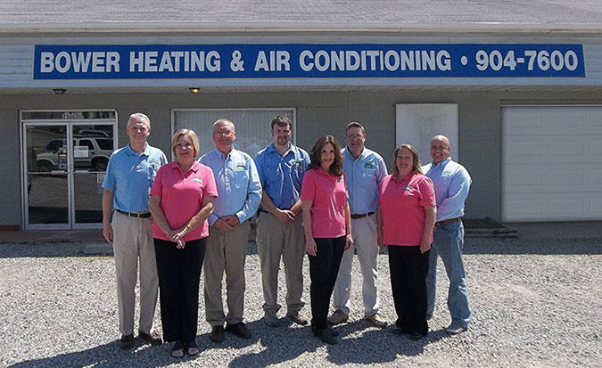 Bower Heating & Air Conditioning image 0