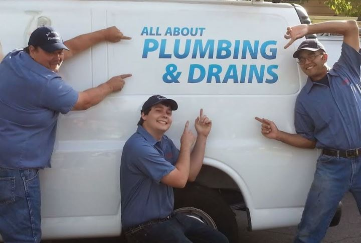All About Plumbing image 0