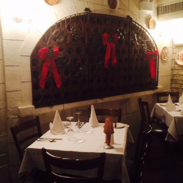 Restaurant Trattoria Trestevere Montreal Qc