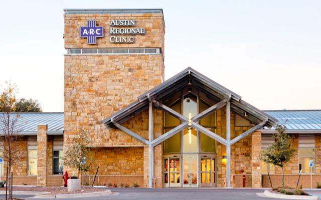 Austin Regional Clinic: ARC  Wilson Parke