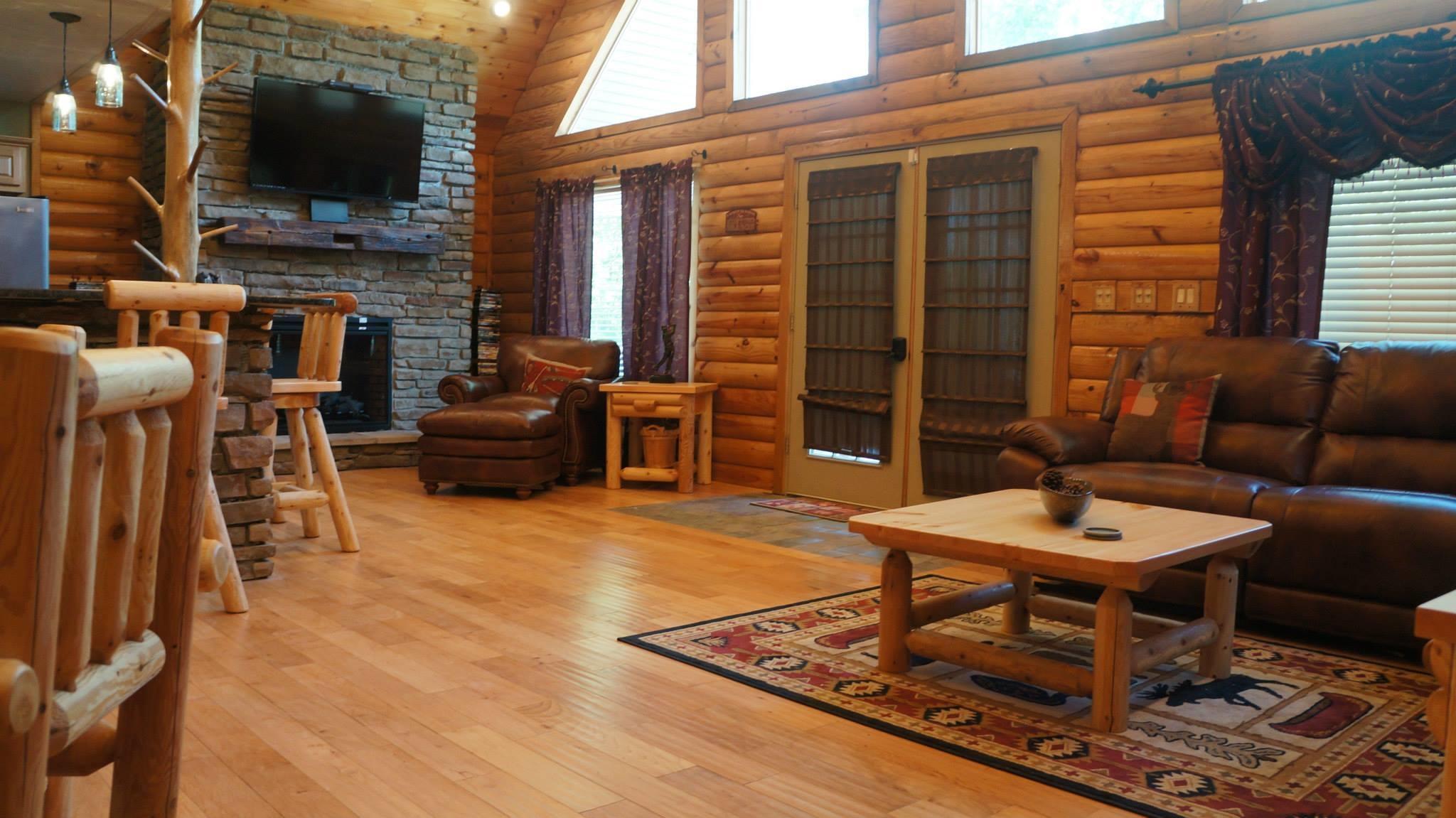 Yatesville Lake Cabin Rental