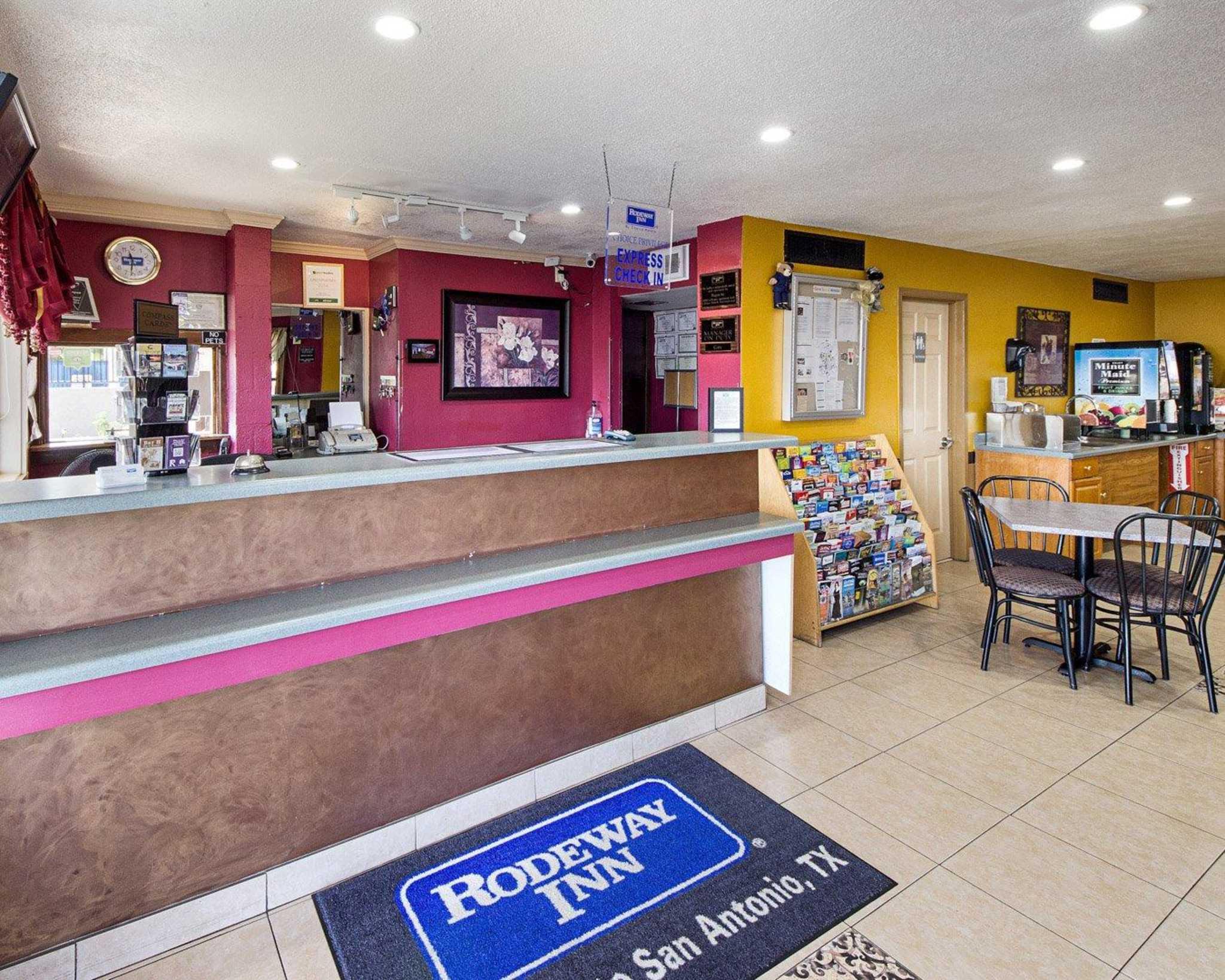Rodeway Inn At Lackland AFB image 15