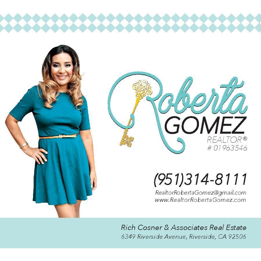 Realtor Roberta Gomez