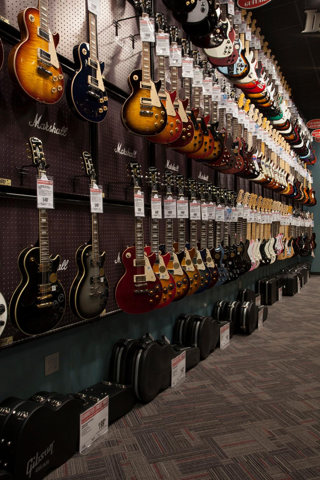 guitar center 2323 nj-66 ocean, nj music stores-vintage - mapquest