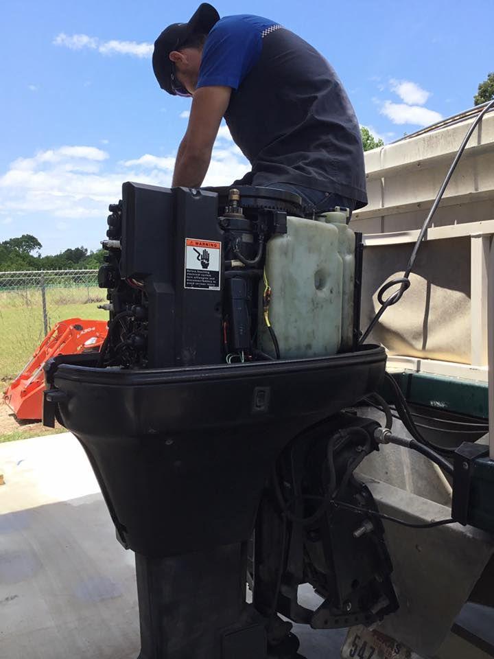 JSN Outboard Repair image 0