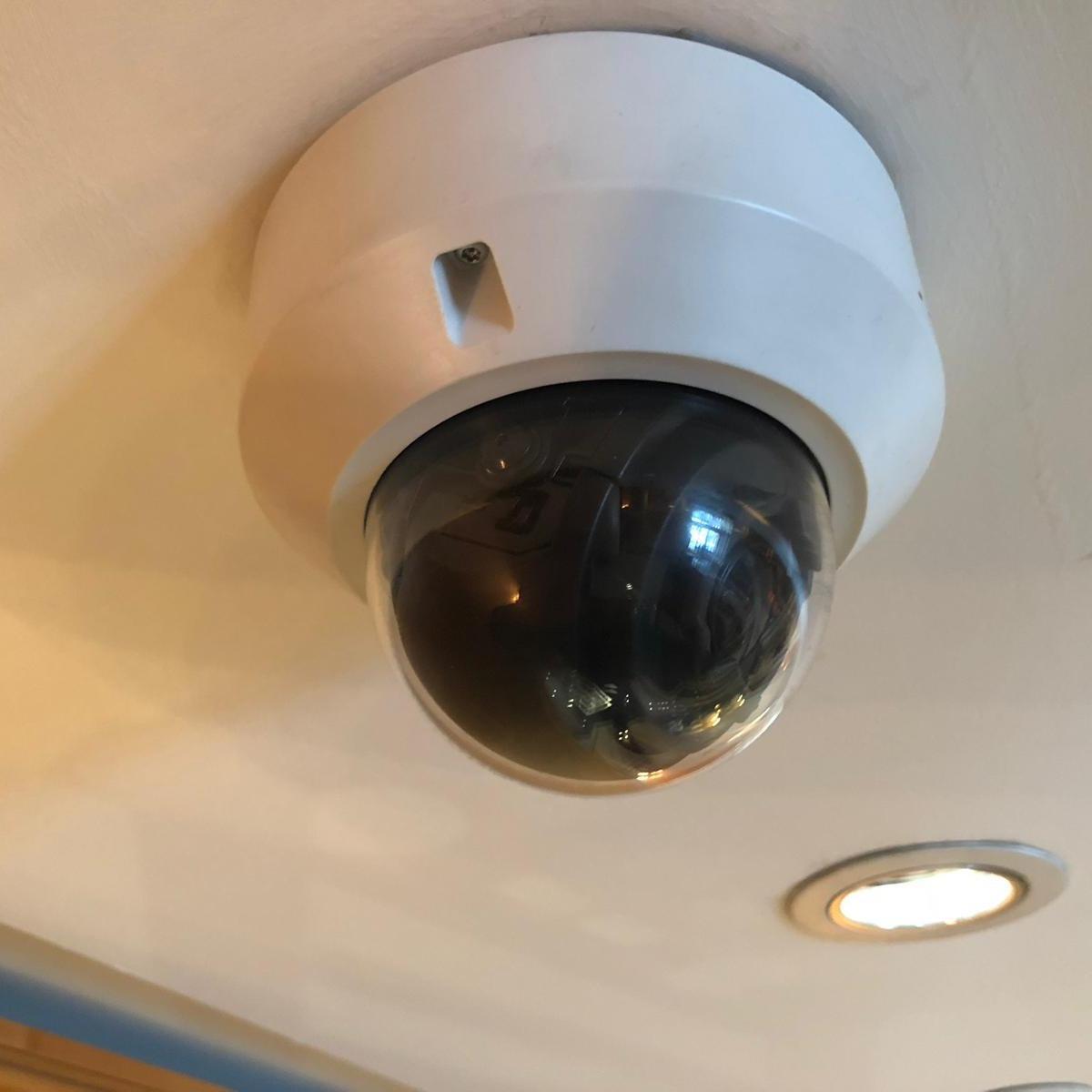 Commercial Security Cameras - Attrib Solution