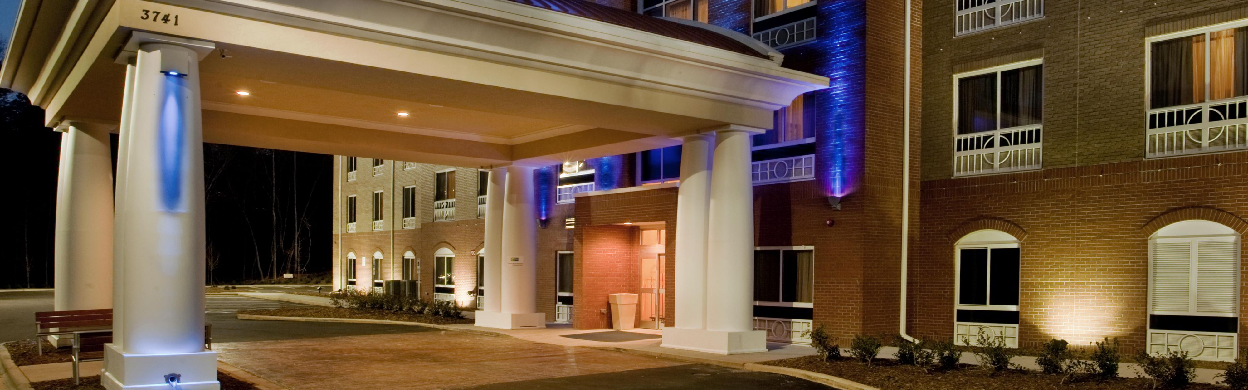 Holiday Inn Express & Suites Raleigh SW NC State image 0