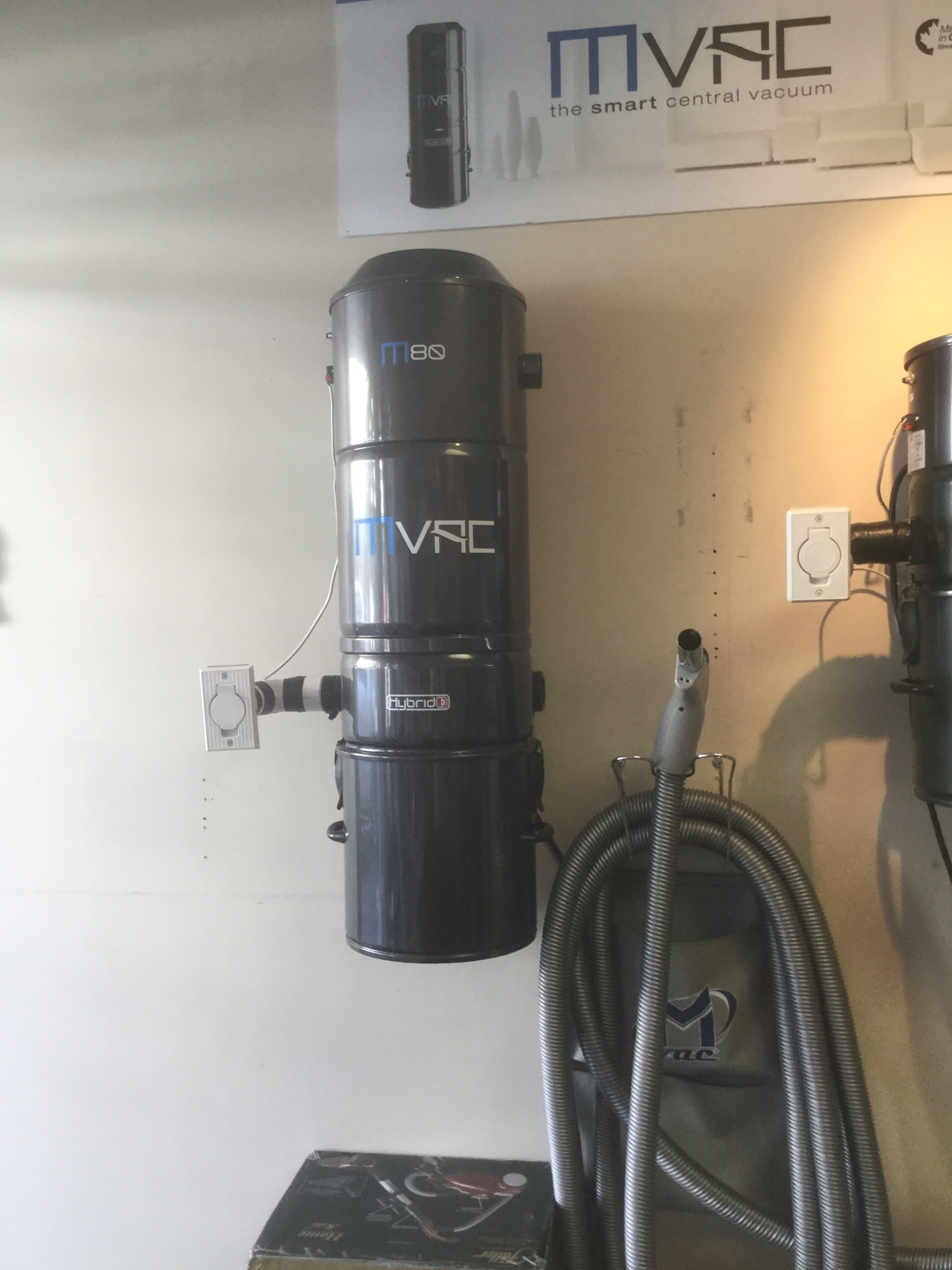 Midvalley Vacuum in Mission