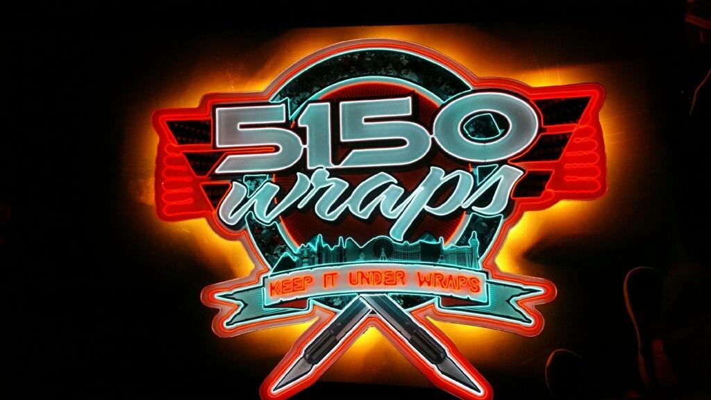 5150 Wraps image 4