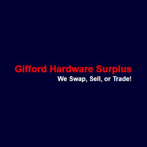 Gifford Hardware Surplus