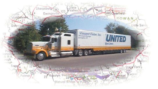Vincent Fister Moving & Storage, Inc image 1