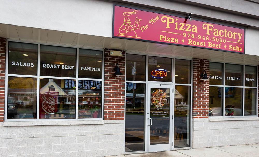 Rowley Pizza Factory image 7