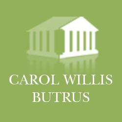 photo of Carol Willis Butrus, Attorney at Law