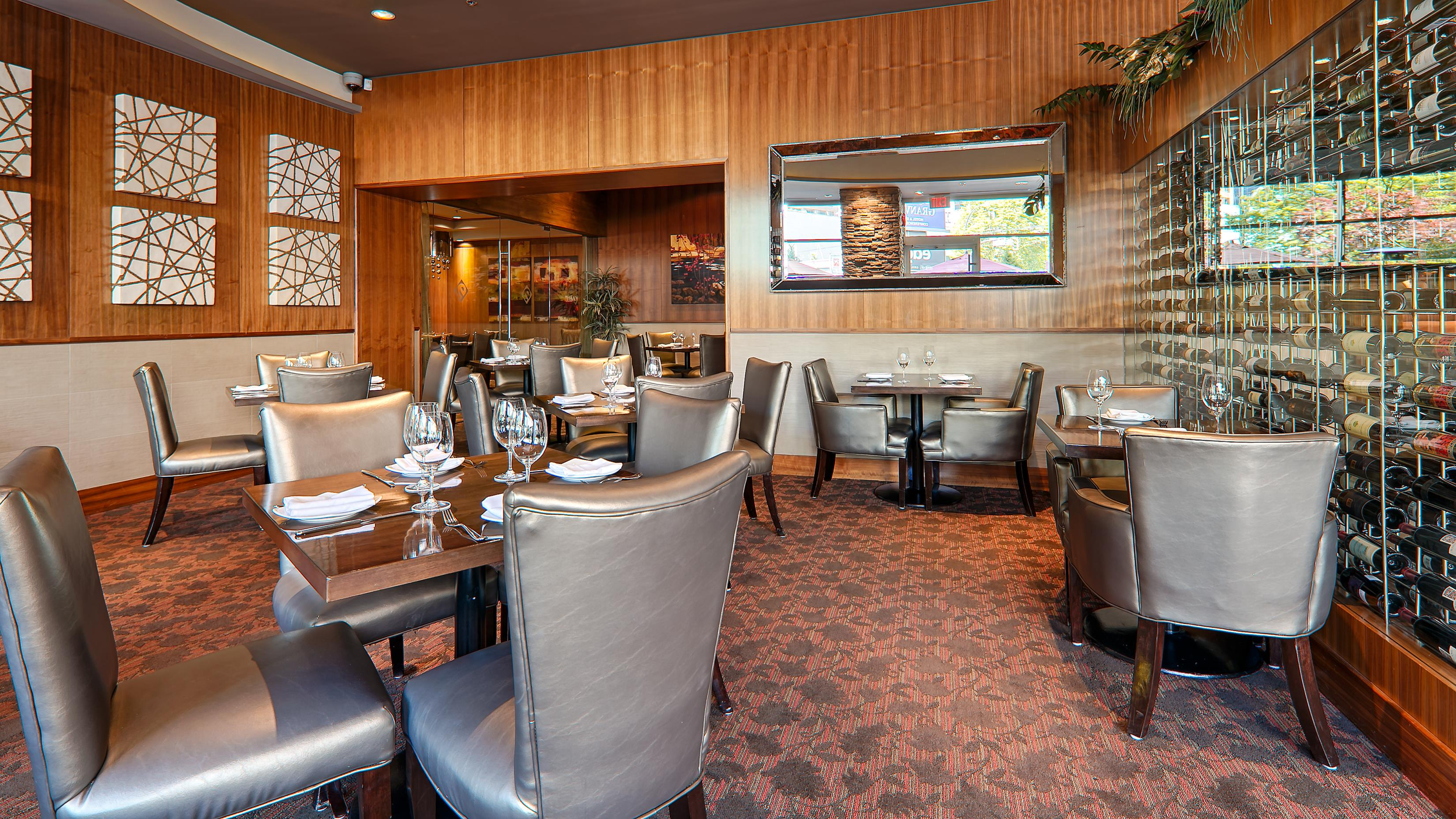 Best Western Plus Chateau Granville Hotel & Suites & Conference Ctr. in Vancouver: On-site Restaurant