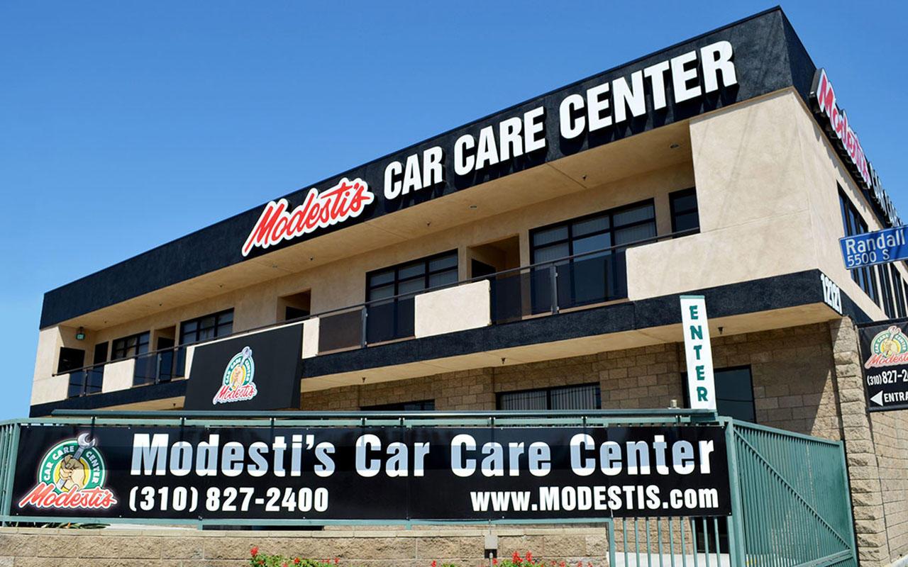 Modesti's Car Care Center image 0