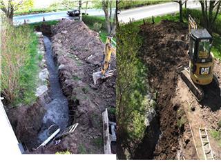 Service Mini Excavation à Salaberry-de-Valleyfield