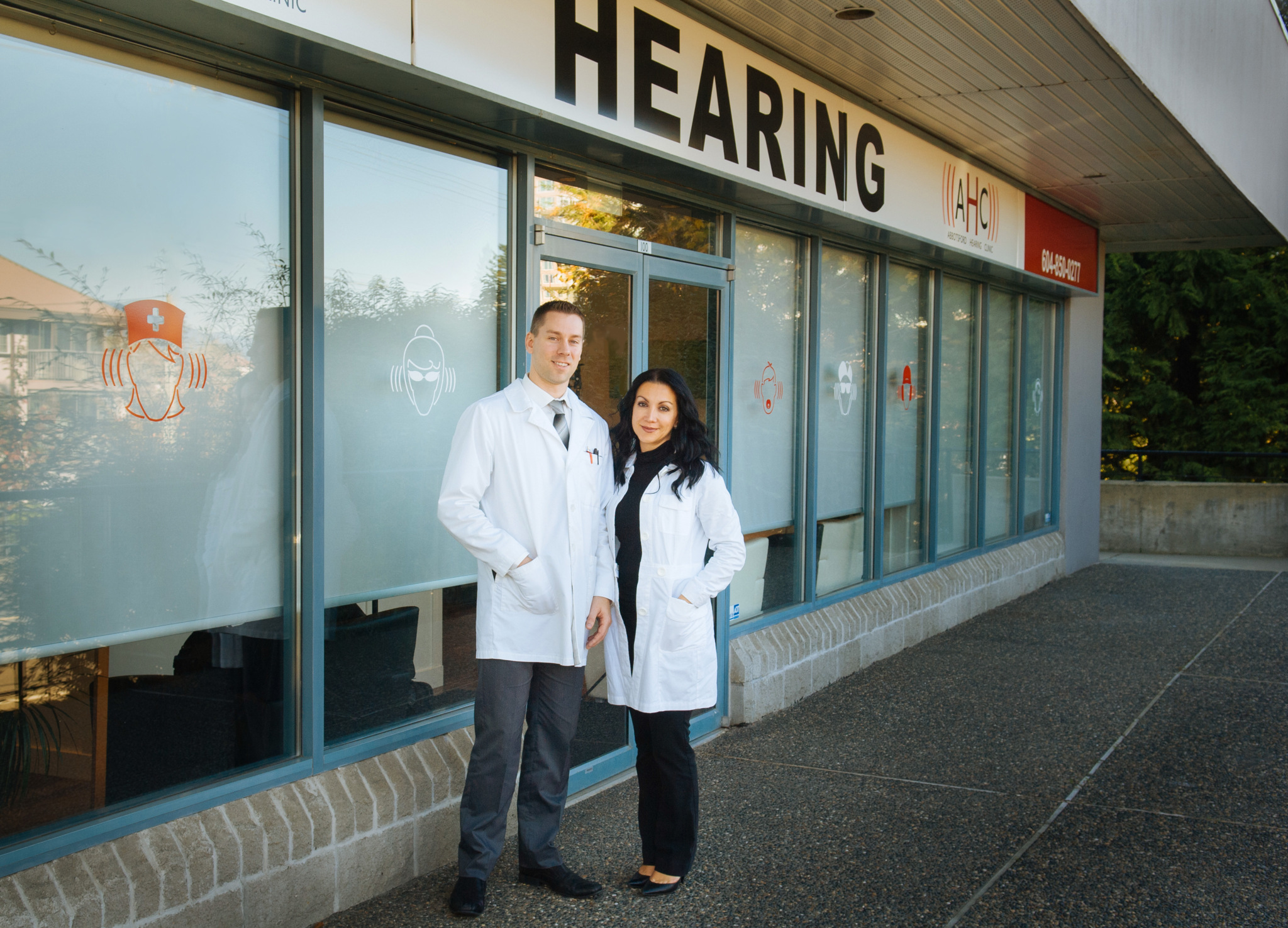Abbotsford Hearing Clinic in Abbotsford