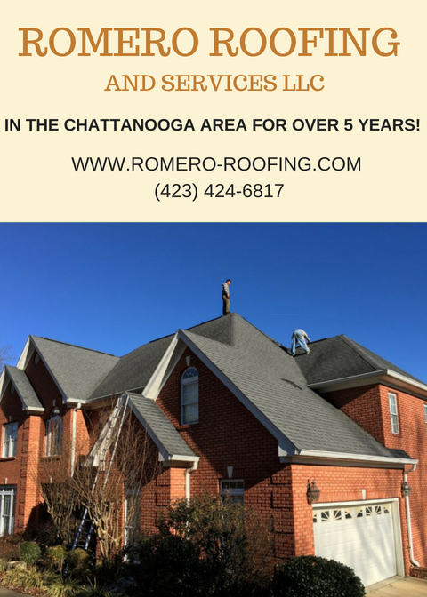 Romero Roofing and Services, LLC image 0