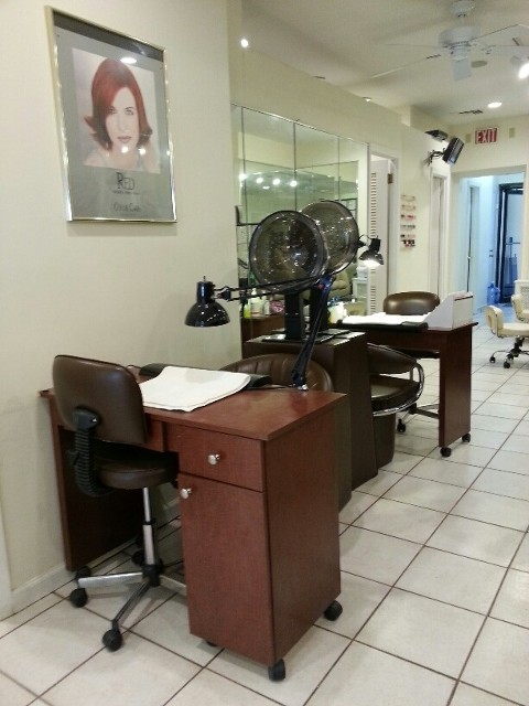 Town & Country Hairdressers image 1