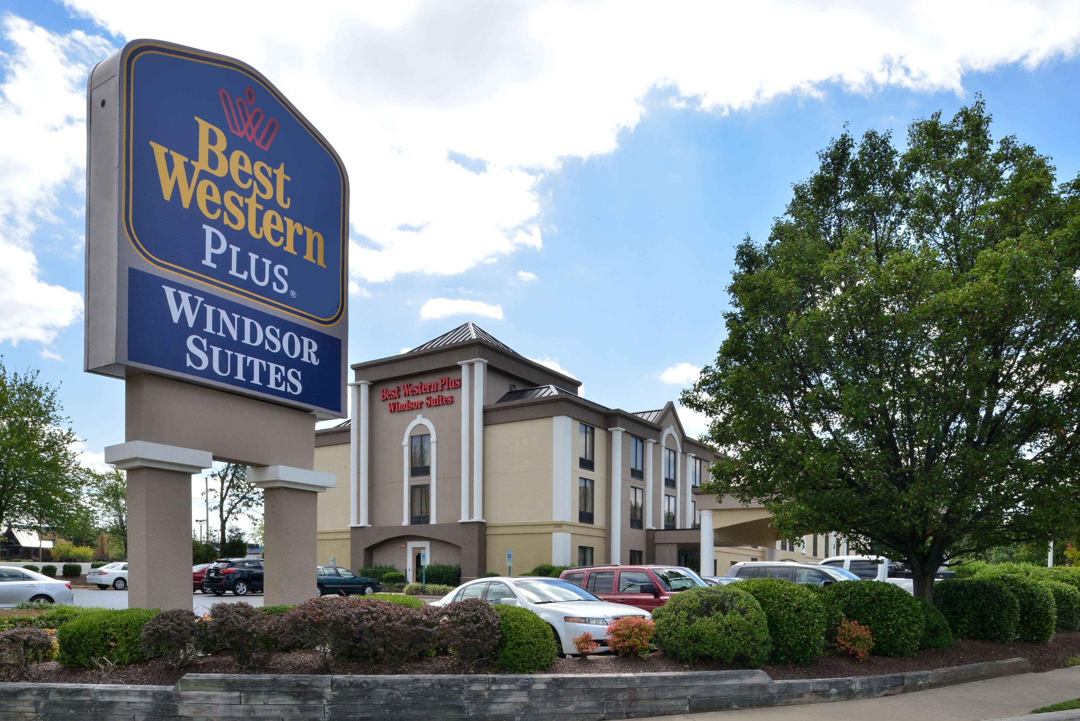 Best Western Plus Greensboro Coliseum Area At 2006 Veasley