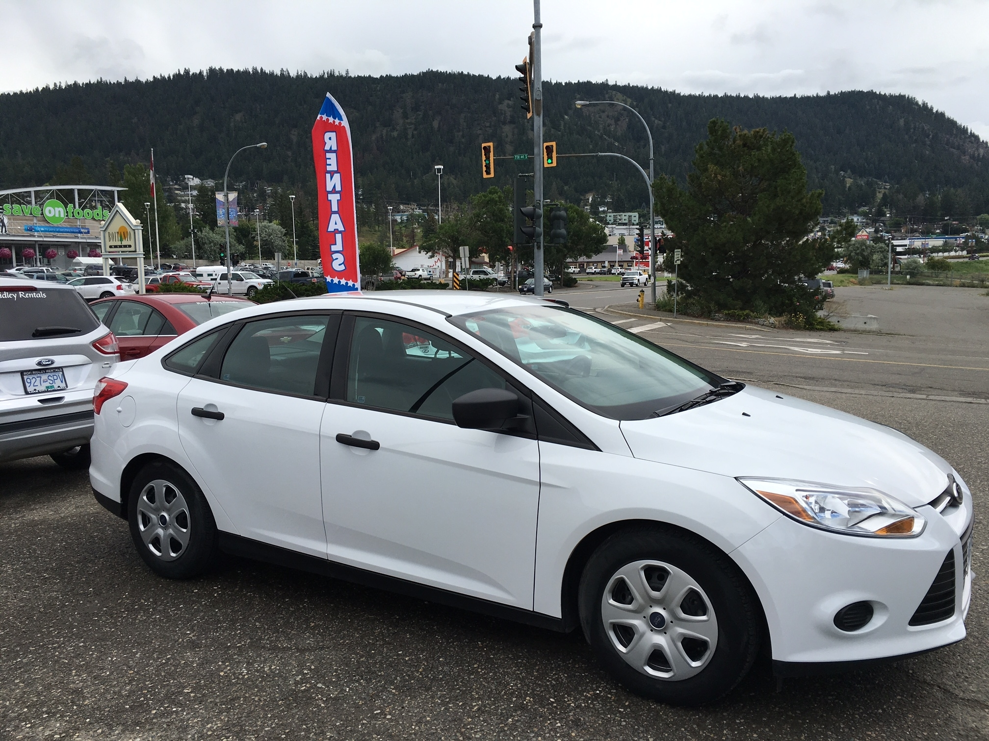 Williams Lake Car Rental