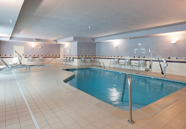 SpringHill Suites by Marriott Grand Rapids Airport Southeast image 2