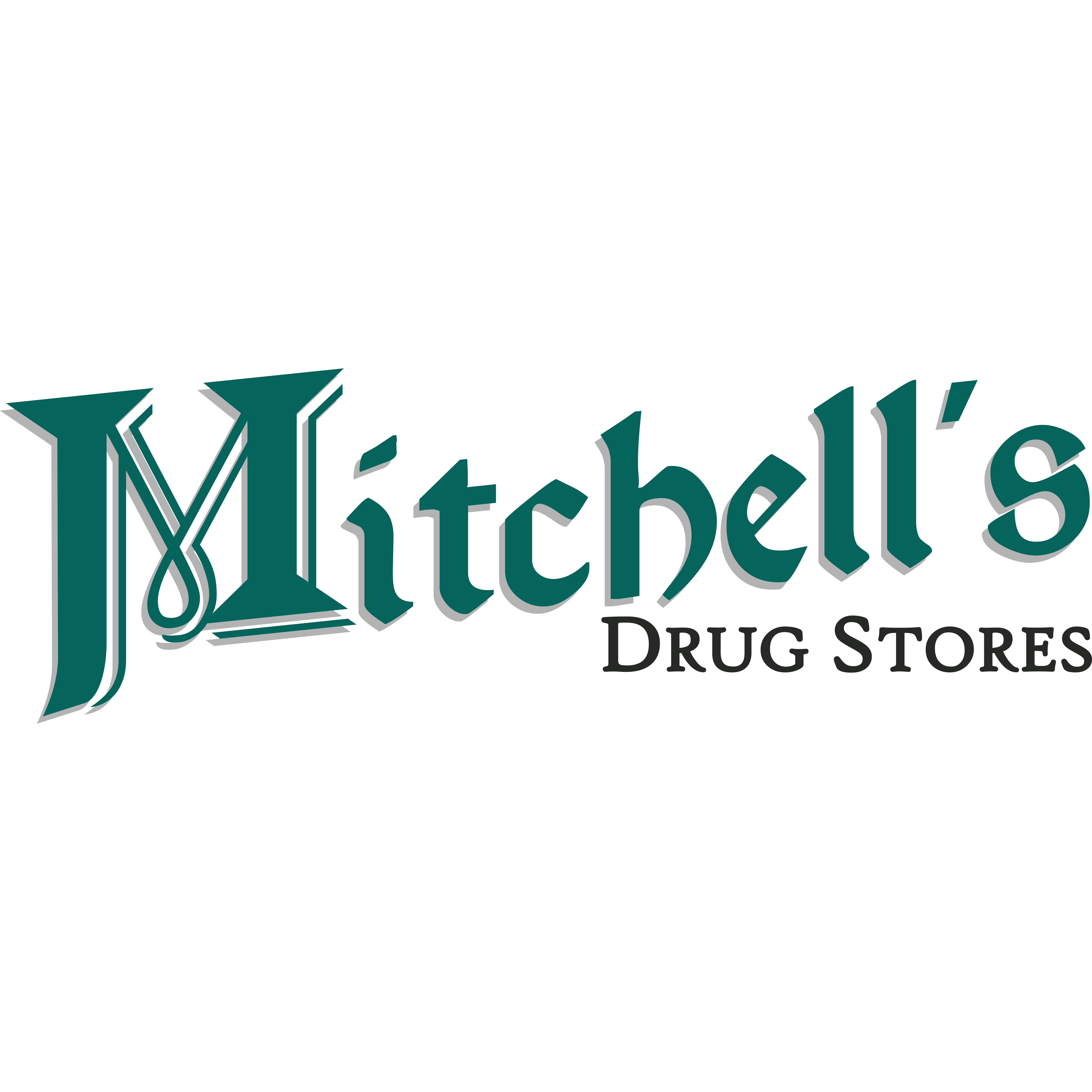 Mitchell's Drug Stores on the Boulevard