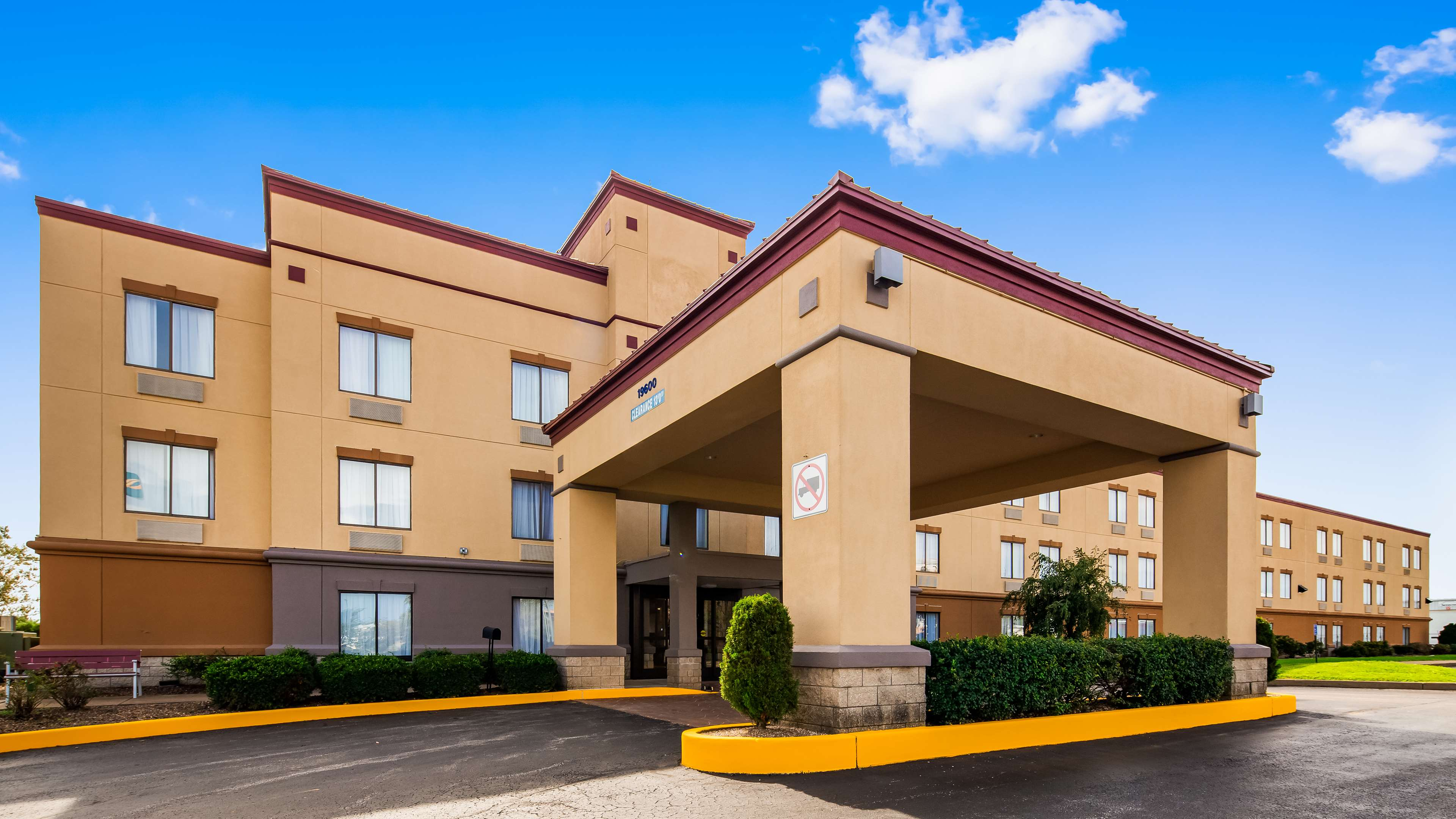 SureStay Plus Hotel by Best Western Evansville image 0