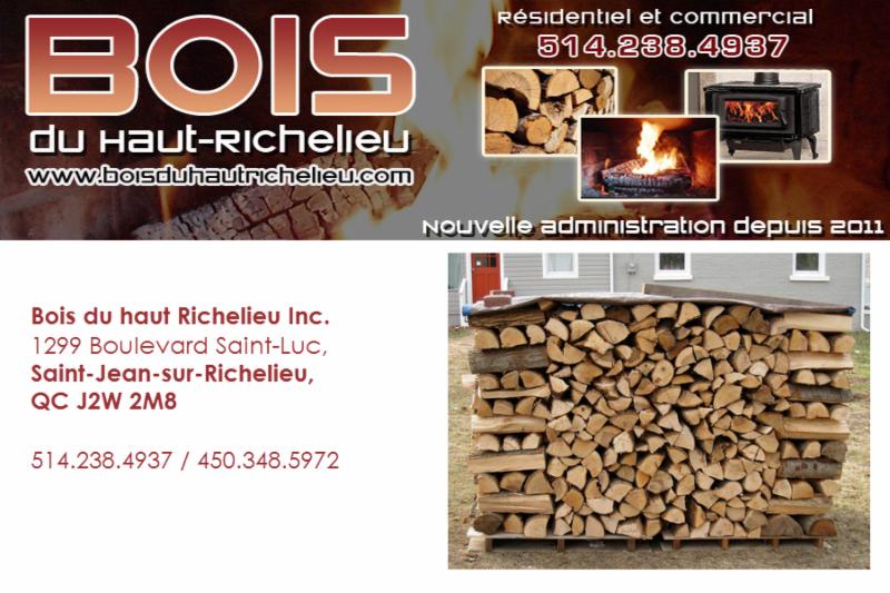 Bois du Haut Richelieu à Saint-Jean-Sur-Richelieu