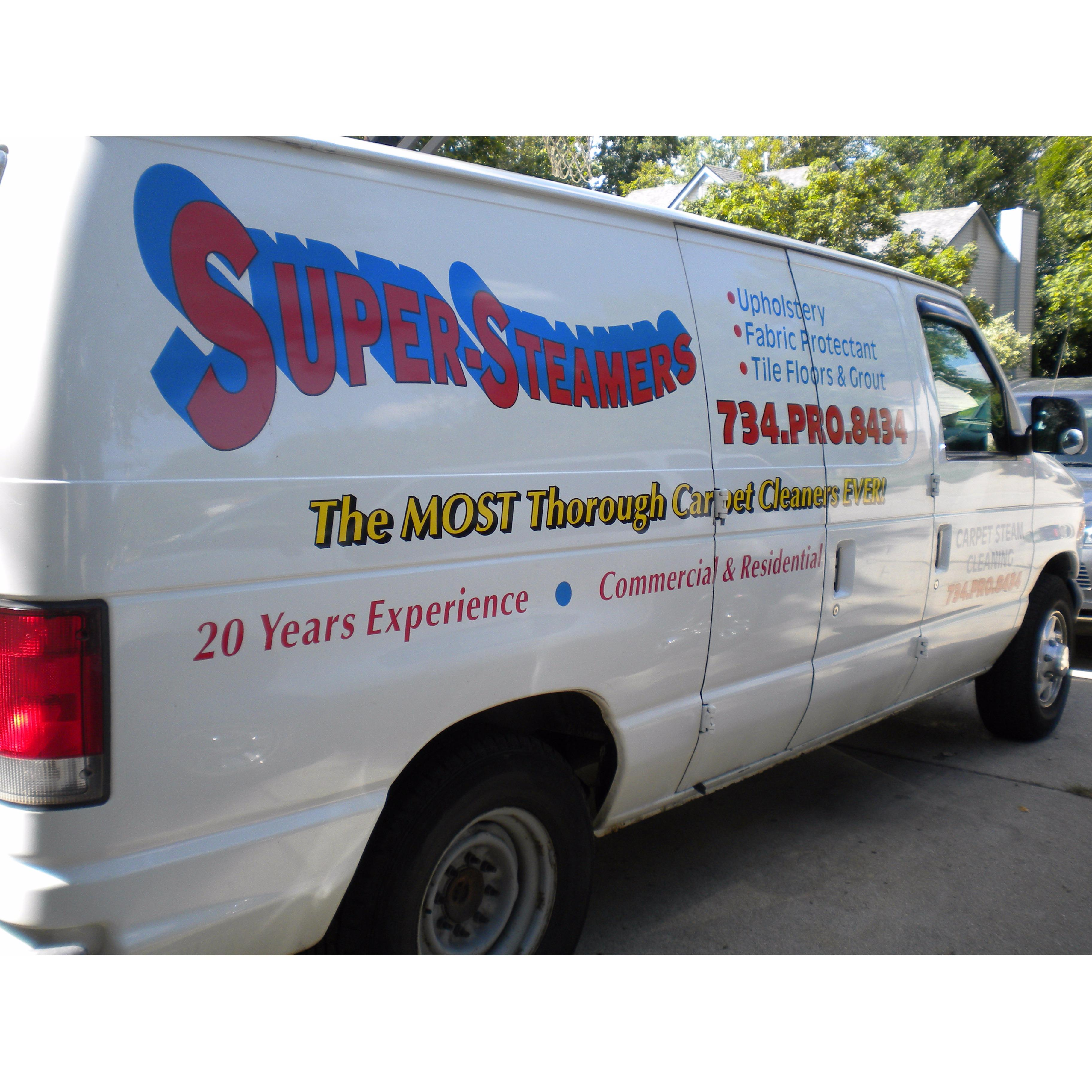 Super Steamers Carpet Cleaners