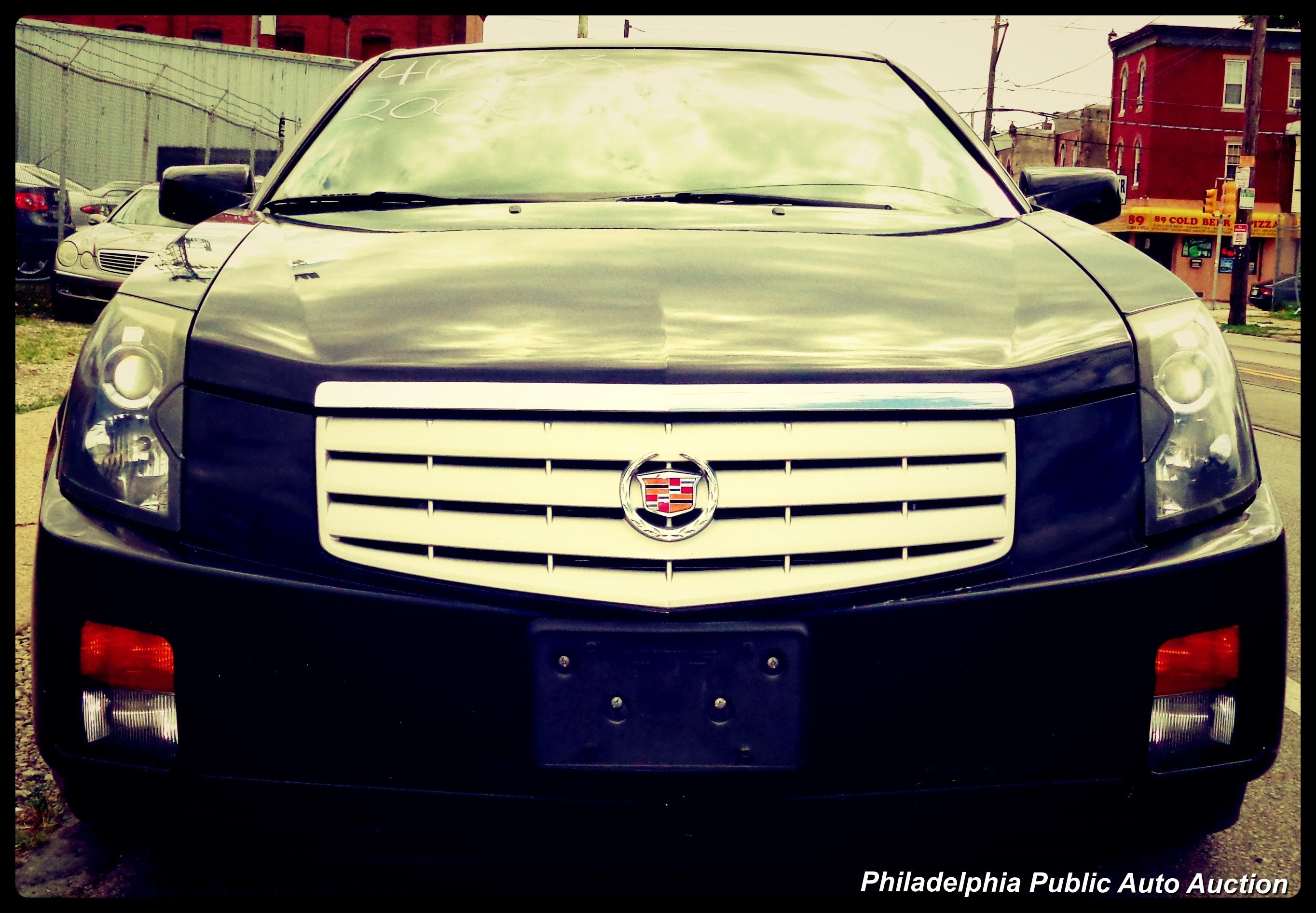 Philadelphia Public Auto-Auction - Philadelphia, PA