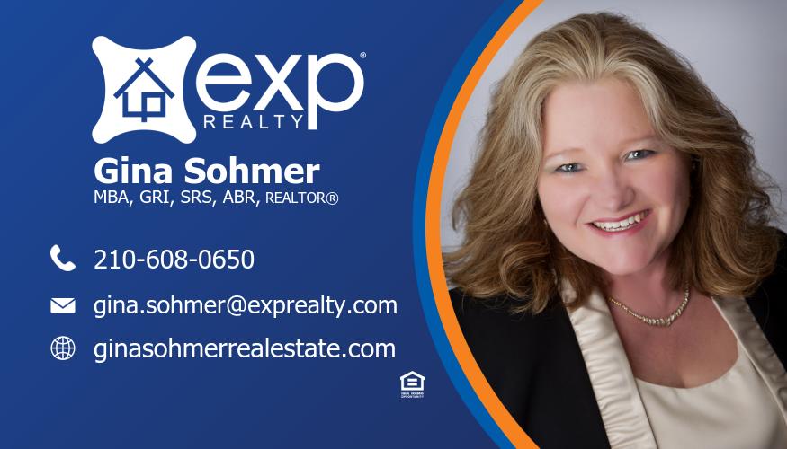 Gina M. Sohmer, MBA, REALTOR®