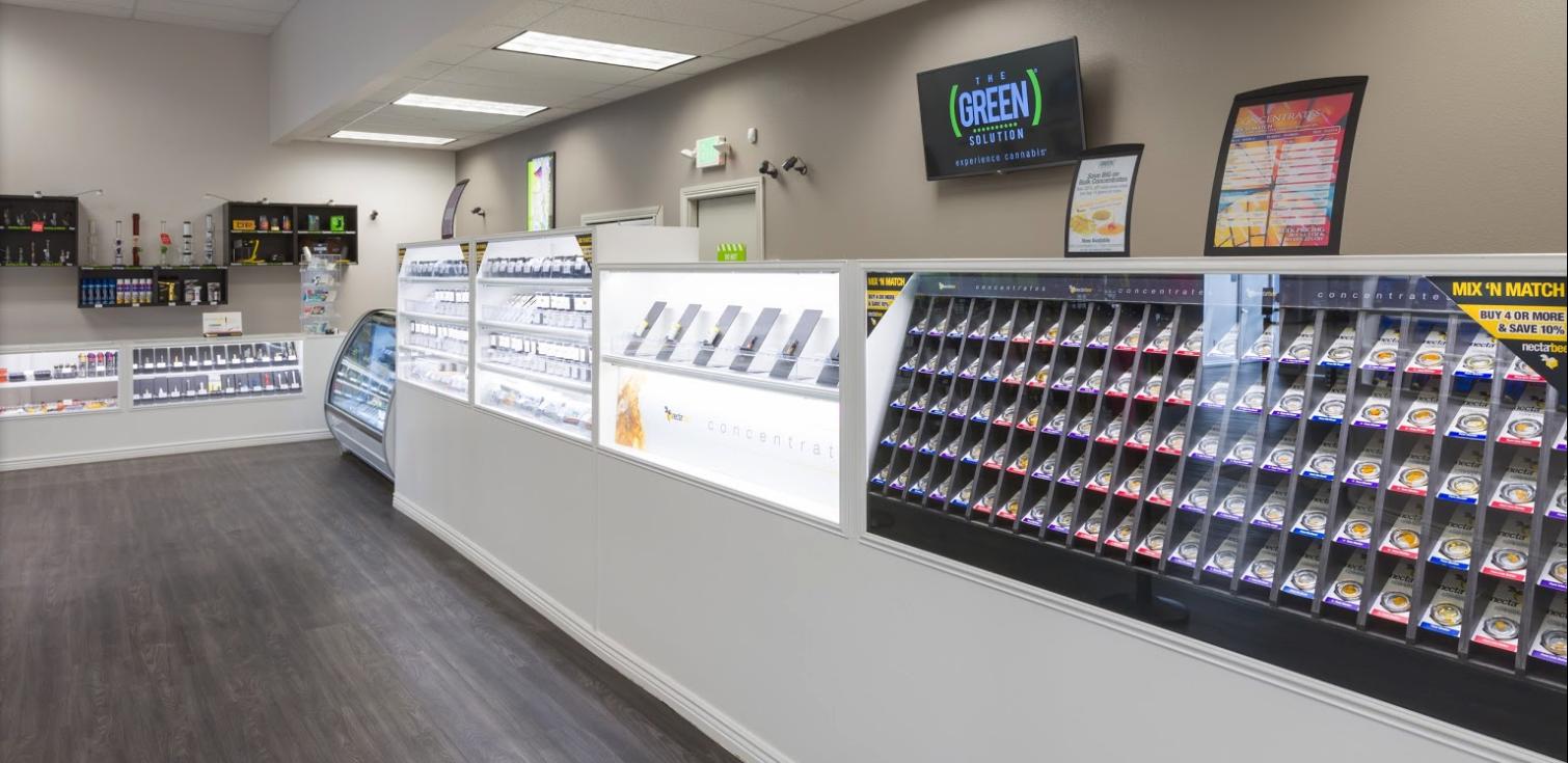 The Green Solution Recreational Marijuana Dispensary image 13