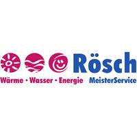 Logo von Rösch Heizungsbau GmbH