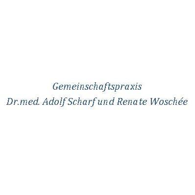 Logo von Gemeinschaftspraxis Dr.med. Adolf Scharf und Renate Woschée