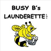 Busy B'S Launderette - ad image