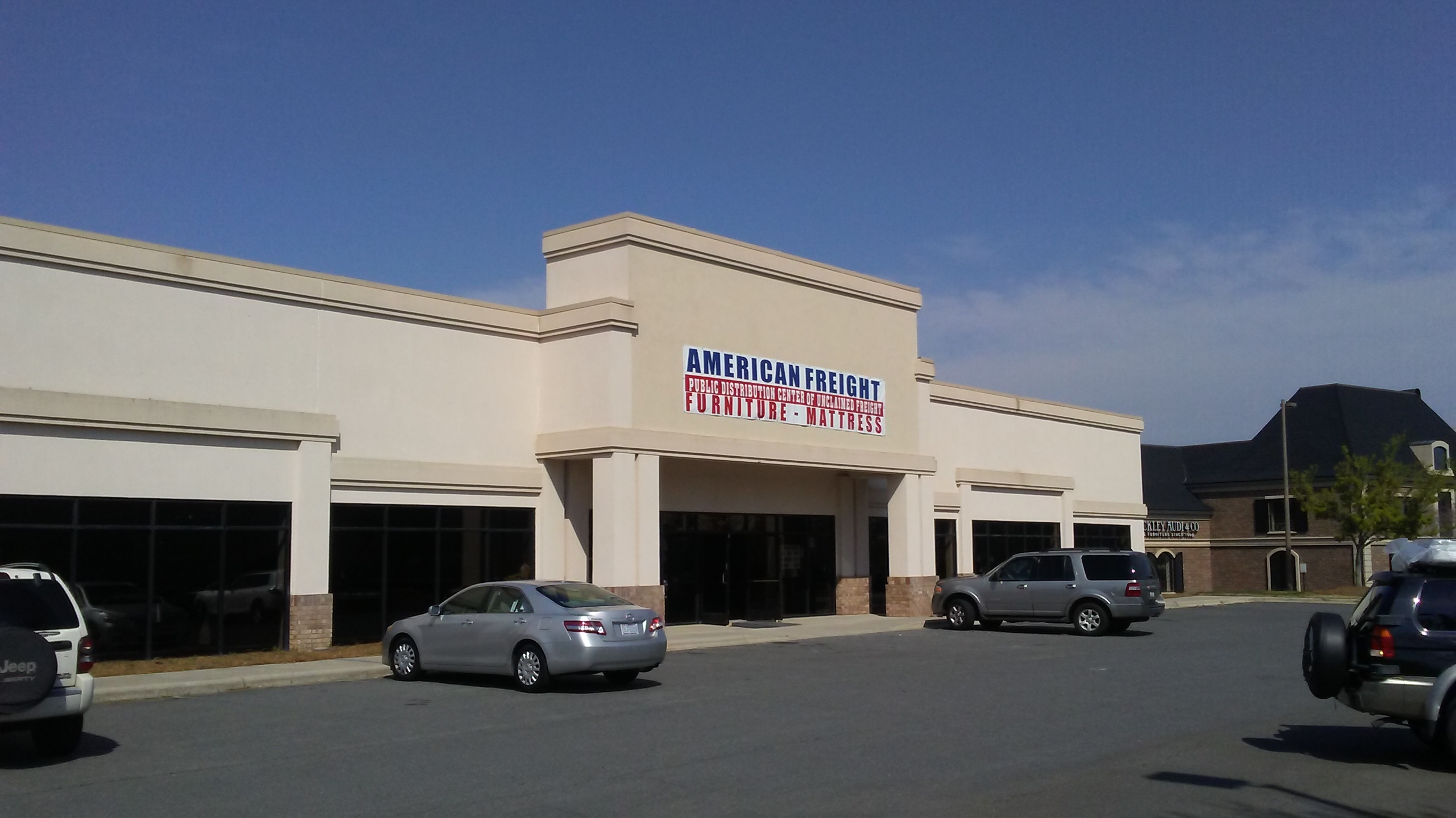 American Freight Furniture And Mattress In Charlotte, NC