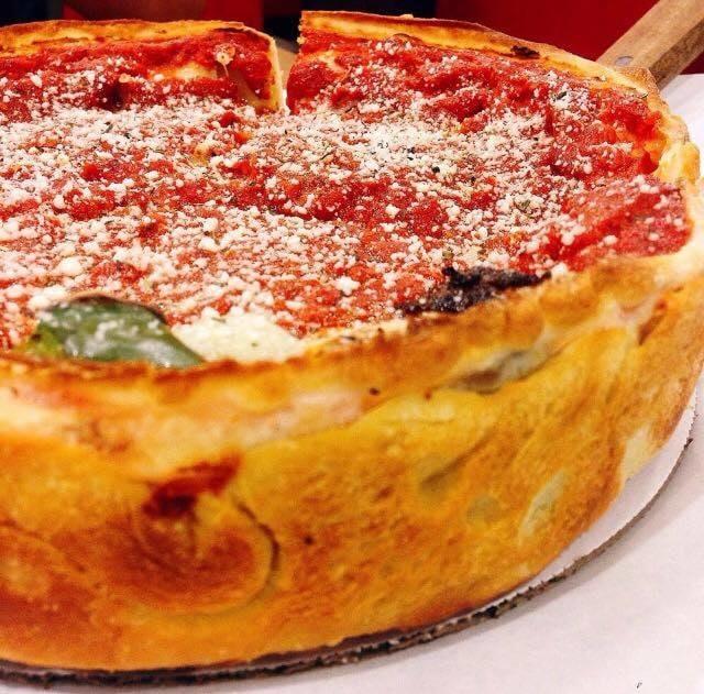 nancy 39 s pizza in atlanta ga 30308 citysearch. Black Bedroom Furniture Sets. Home Design Ideas