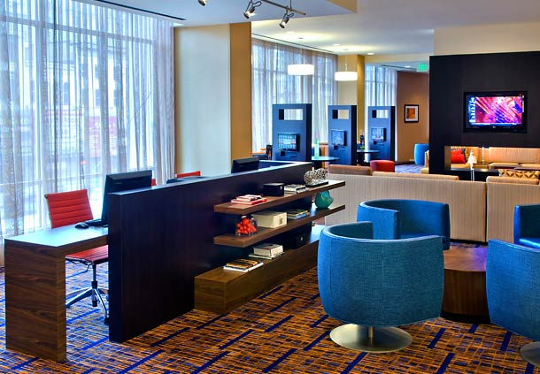 Courtyard by Marriott Newark Downtown image 2