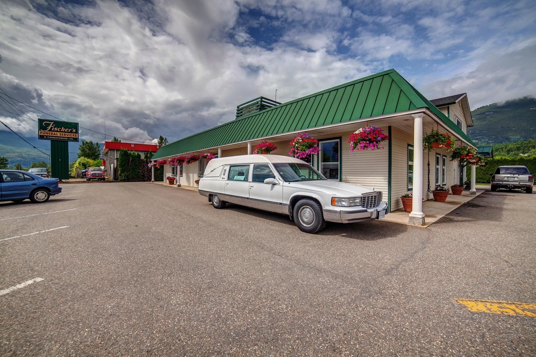 Fischer's Funeral Services & Crematorium Ltd in Salmon Arm