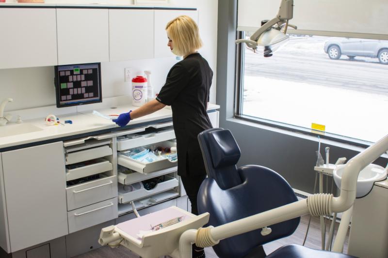 Clinique Dentaire Grande-Allée à Brossard