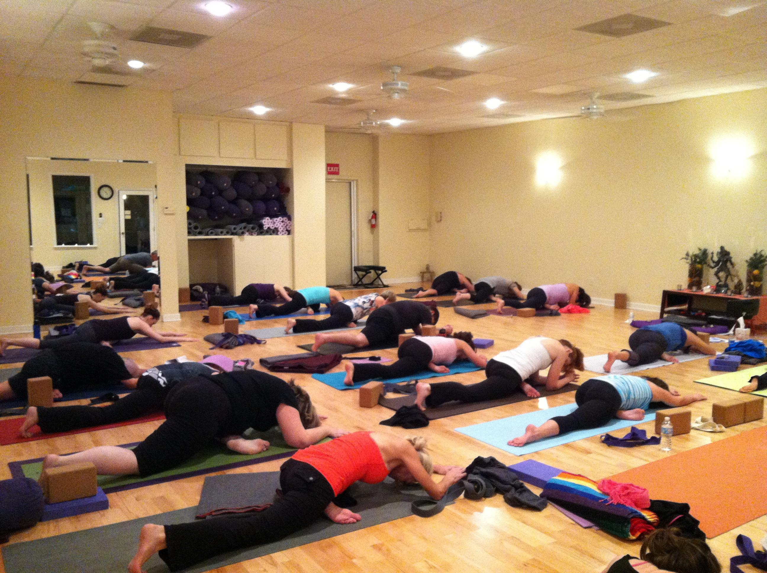 The Woodlands Yoga Studio image 2