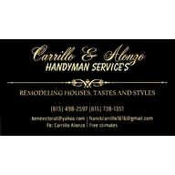 Carrillo & Alonzo Handyman Services and REMODELLING HOME